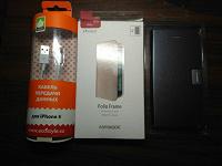 Отдается в дар Чехол для IPhone 6 и Кабель для IPhone 5