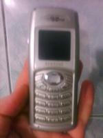 Отдается в дар Телефон рабочий без зарядника — самсунг с-1оо