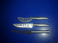Отдается в дар ножи набор