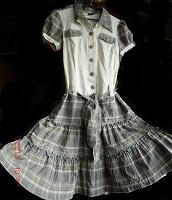 Отдается в дар Платье летнее на 44-46 размер