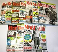Отдается в дар Журналы Men's Health