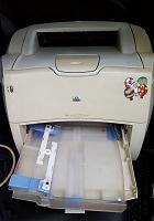 Отдается в дар Лазерный принтер HP LaserJet 1200