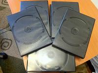 Отдается в дар DVD-BOX или коробки для дисков
