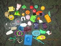 Отдается в дар Запчасти для киндер-игрушек