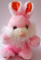 Отдается в дар Розовая Зайка :)