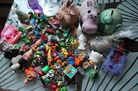 Отдается в дар мелкие(и не очень) игрушки и фигурки