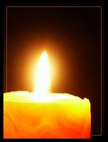 Отдается в дар свечи