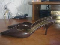 Отдается в дар туфли-без задников