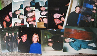 Отдается в дар Фото группы Браво, календарики Руки вверх