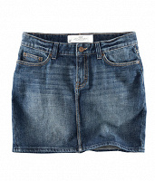 Отдается в дар Юбка джинсовая LOGG