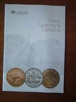 Отдается в дар 2 брошюры Центрального Австралийского Банка