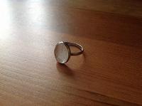 Отдается в дар Колечко серебро 925 с кварцем