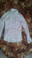 Отдается в дар Белая блузка 44-46