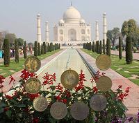 Отдается в дар Монетный дар из Индии