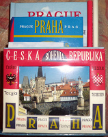 Отдается в дар Набор блокнотов из Чехии