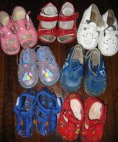 Отдается в дар Обувка для малышей. дарим дальше