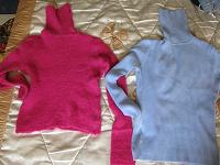 Отдается в дар свитер малиновый