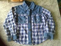 Отдается в дар Рубашка на мальчика 3-5 лет