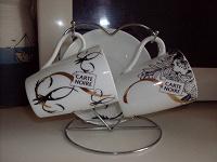 Отдается в дар Кофейные чашечки с блюдцем