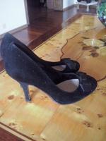 Отдается в дар туфельки женские