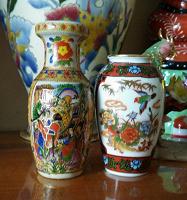 Отдается в дар Китайские вазочки-малышки
