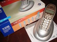 Отдается в дар домашний телефон
