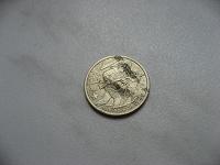 Отдается в дар Монета 2 руб.Новороссийск