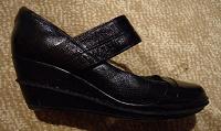 Отдается в дар Туфли женские черные