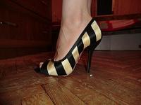 Отдается в дар И снова — обувка для Золушки!!! №3 размер35 на 36