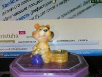 Отдается в дар Тигра и мишь