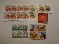 Отдается в дар марки из трех стран