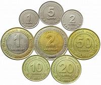 Отдается в дар Монеты Туркменистана