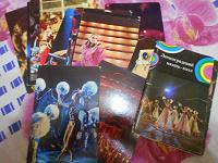 Отдается в дар открытки — карточки + 1 открытка