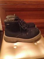 Отдается в дар Женские фирменные ботинки 36 размер