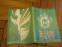 Отдается в дар Обложка на паспорт Bleach