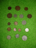Отдается в дар Монетки советские…