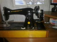 Отдается в дар швейная машина ссср