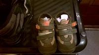 Отдается в дар Обувь для мальчика 24 и 25 размера.Минимен.