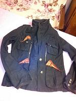 Отдается в дар Куртка -Пиджак.