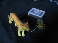 Отдается в дар Резиновые животные