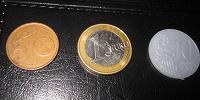 Отдается в дар Монеты: евро, евроцент и жетон