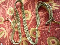 Отдается в дар ремешок зеленый