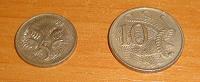Отдается в дар Монеты, Австралия