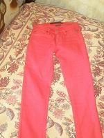 Отдается в дар Красные джинсы