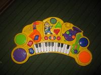 Отдается в дар детское пианино