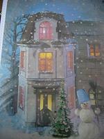 Отдается в дар Повторки новогодних открыточек