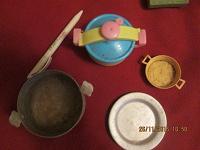 Отдается в дар Детская посуда из СССР