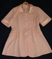 Отдается в дар Костюм женский — юбка и блузон 46 размер
