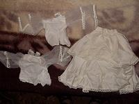 Отдается в дар одежда на кукол