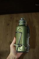 Отдается в дар бутылка для воды на велосипед